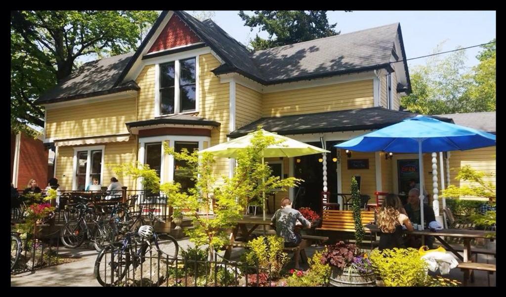 Vero Espresso House Eugene Oregon