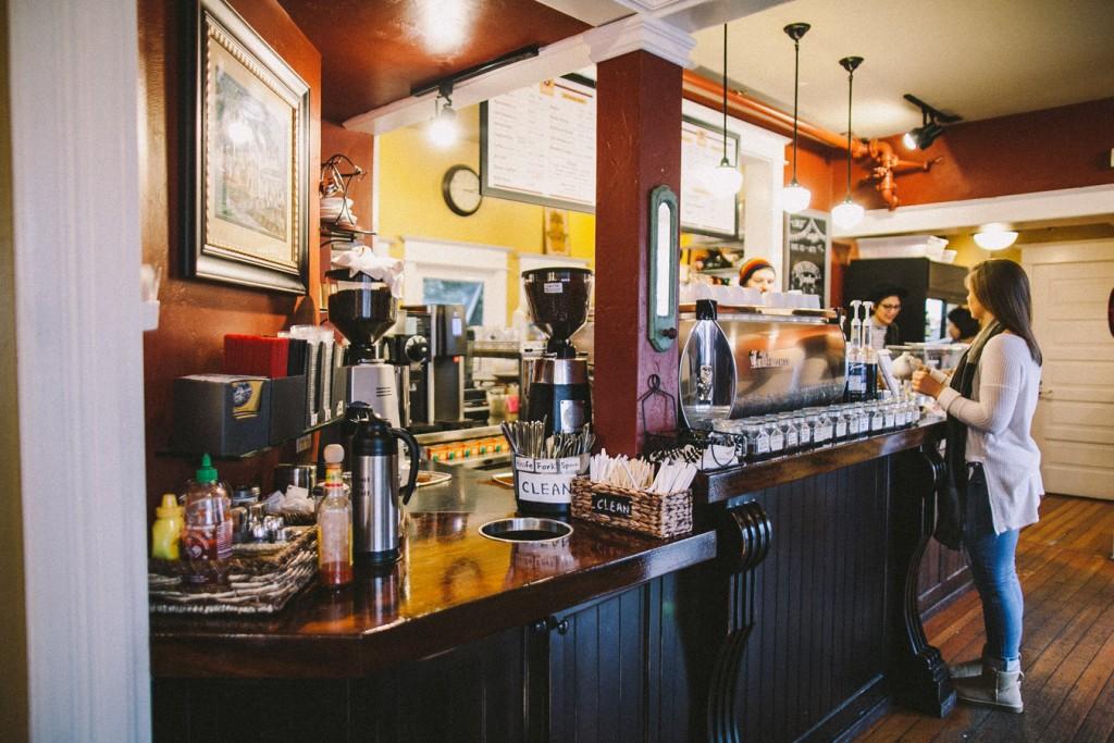 Vero Espresso House_Oregon Specialty Coffee Shop